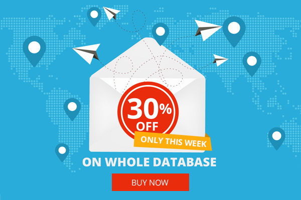 30% OFF ON ALL DATABASES